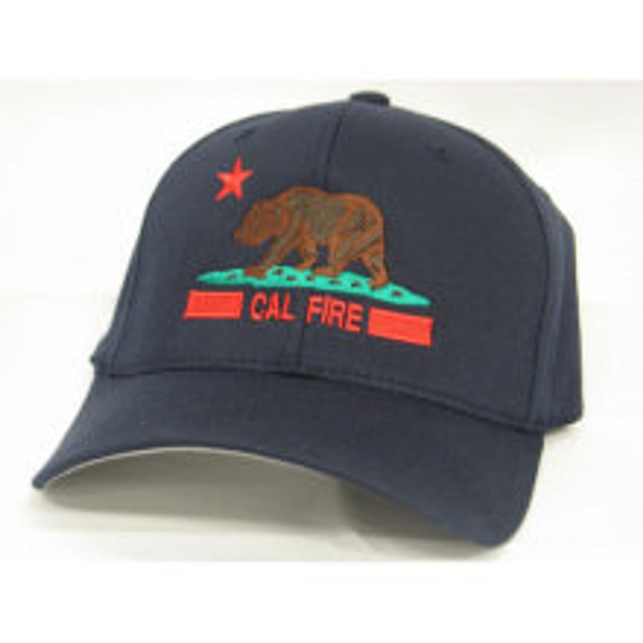 Cali Bear Baseball Hat Flex Fit.