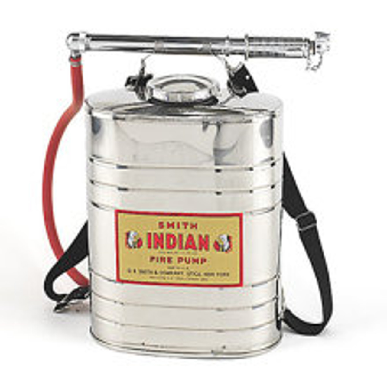 Indian Fire Pump 90S Stainless Steel, 5 Gallon Tank