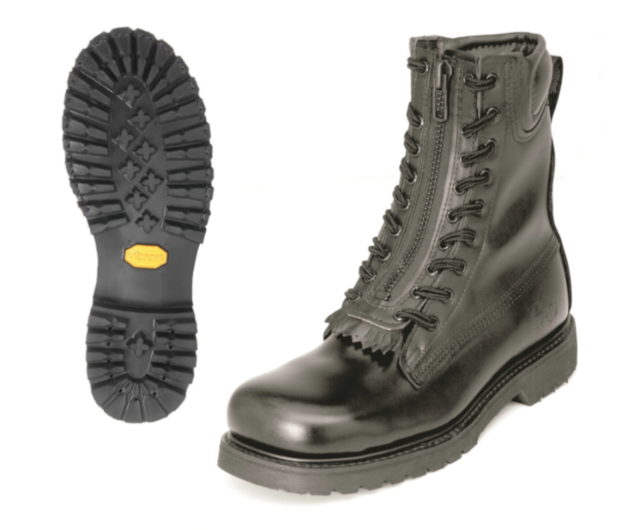 Pro Warrington 3003 8 inch Black Station Boot
