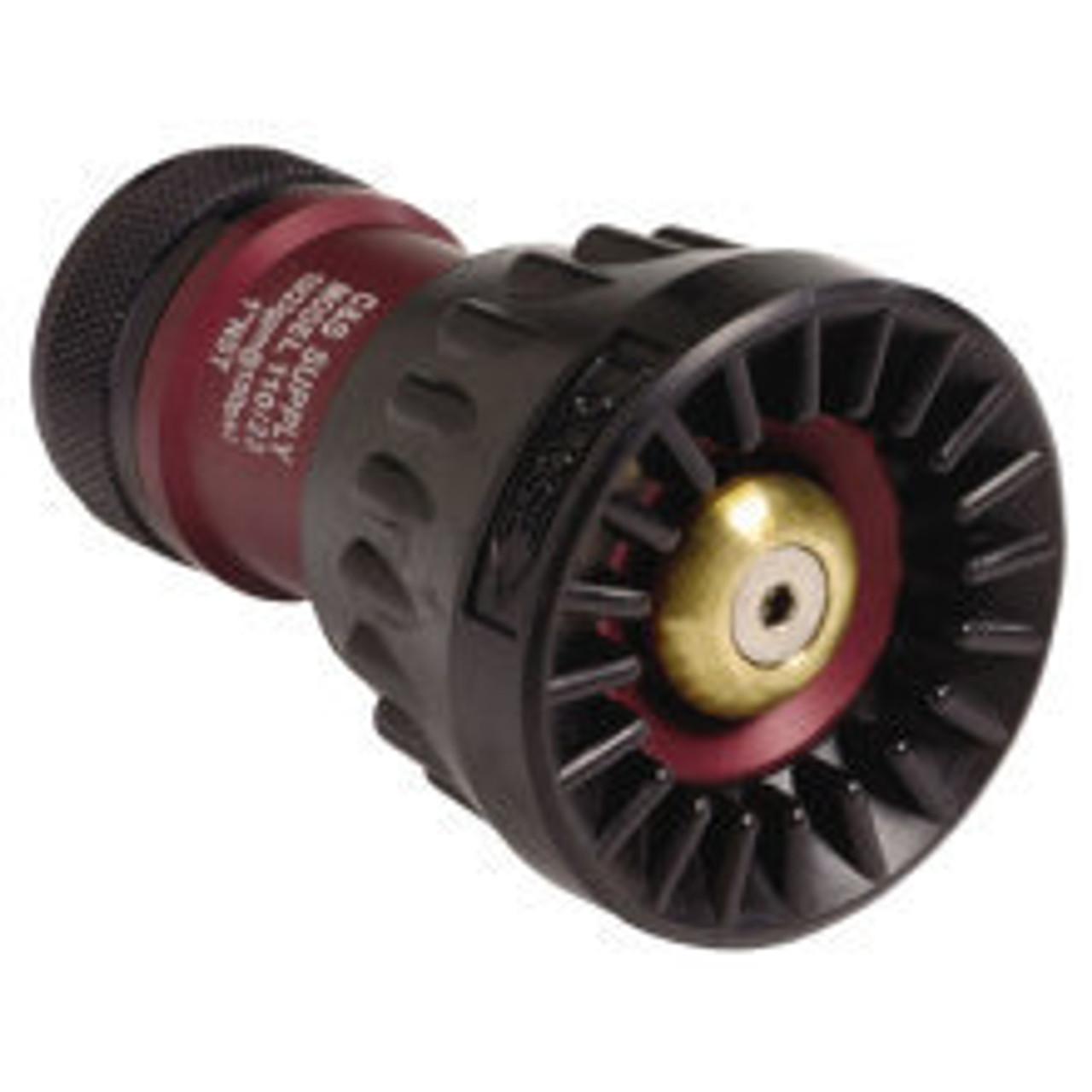"""1"""" NPSH Dual Flow Nozzle with Bumper"""