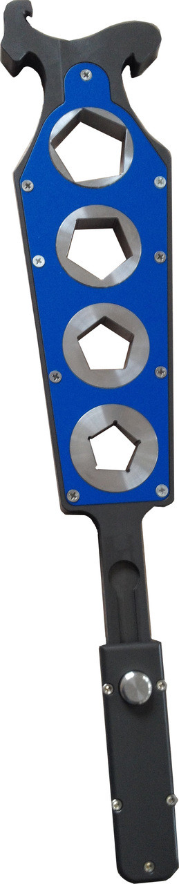 EZ Spanner Ratcheting Hydrant Wrench 4 hole