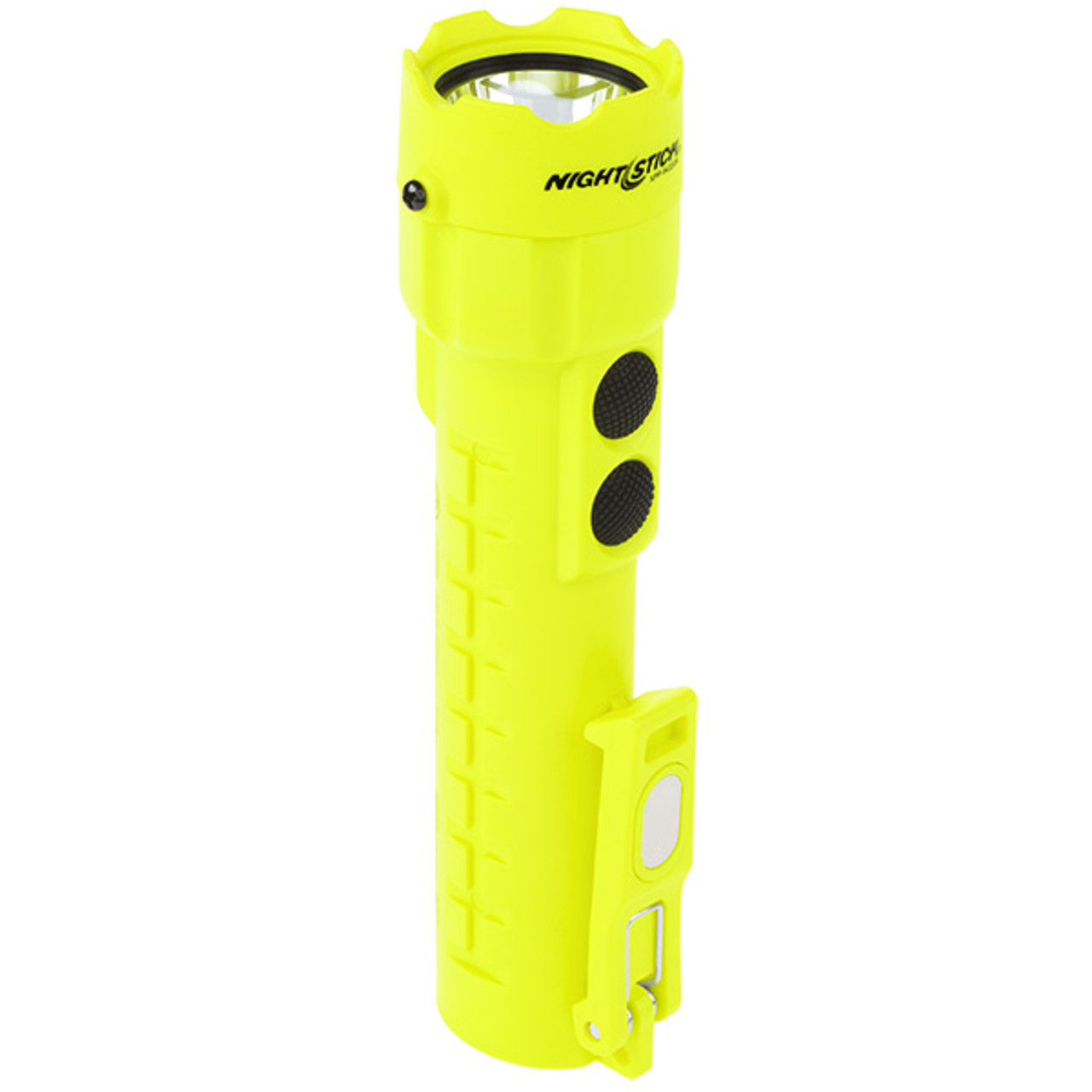 NightStick Green Safety Rated LED Flashlight-Floodlight