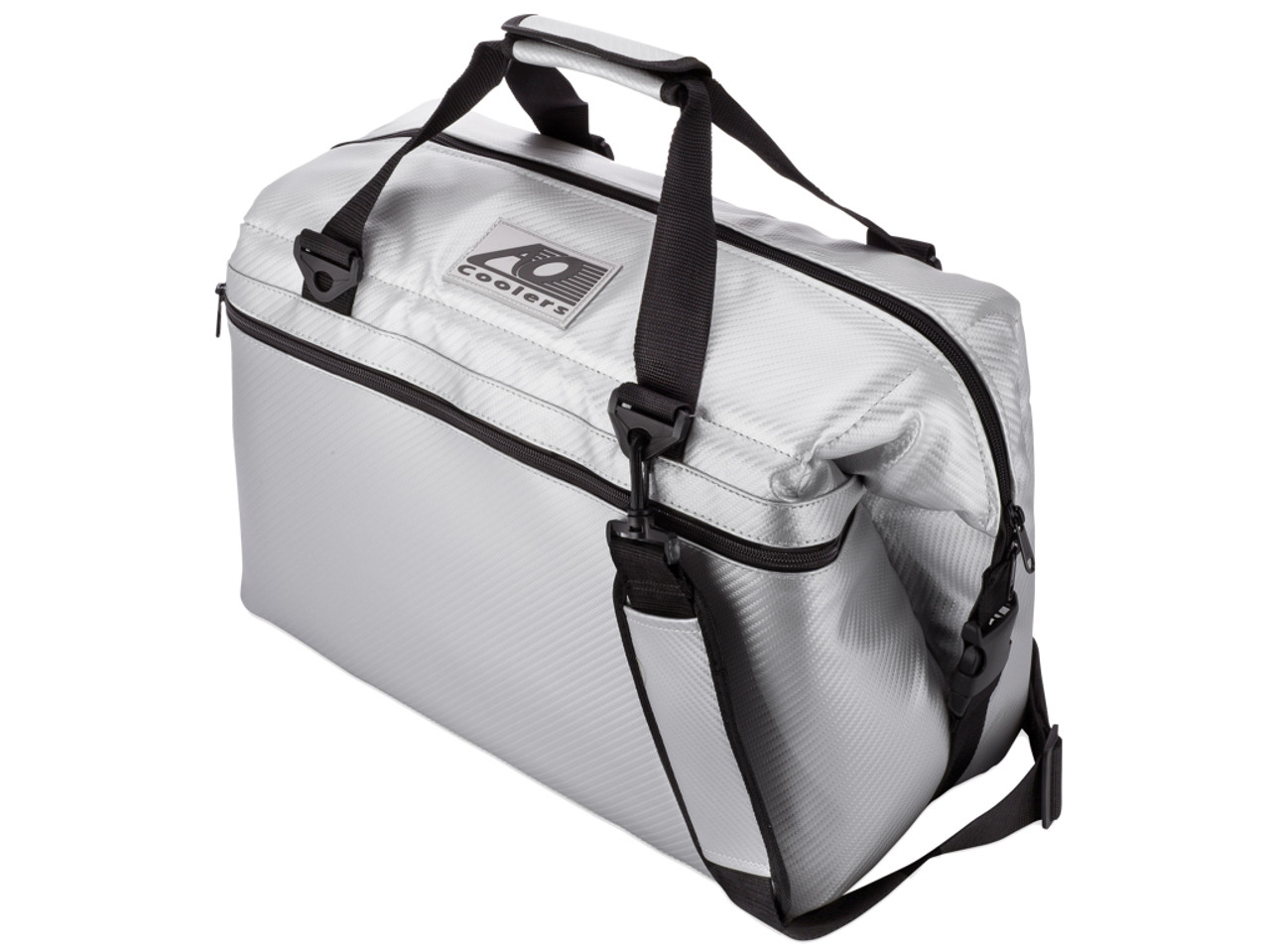 AO Coolers  Silver Carbon 24 pack Cooler