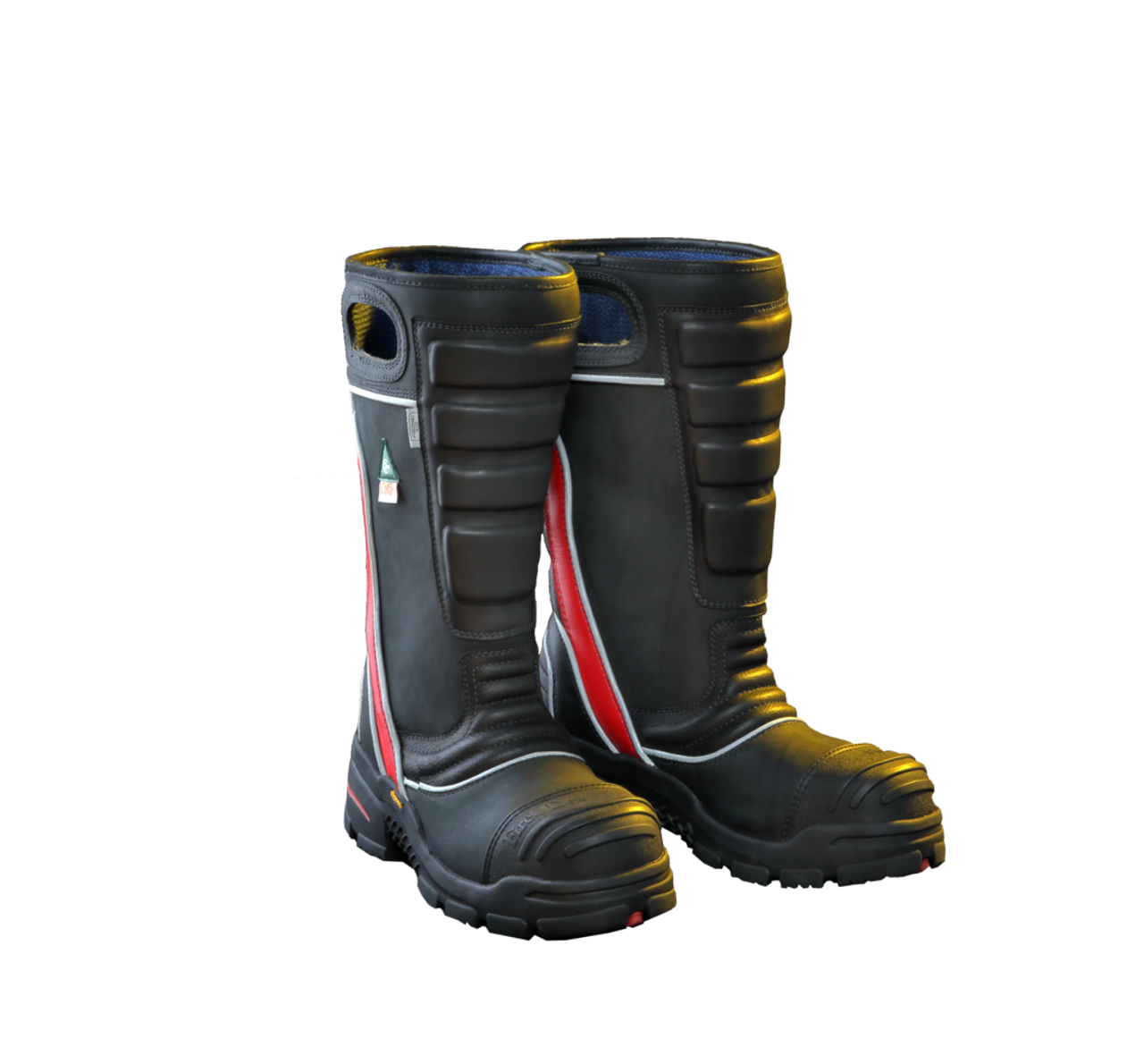 fire dex fdxl200 leather structure boots