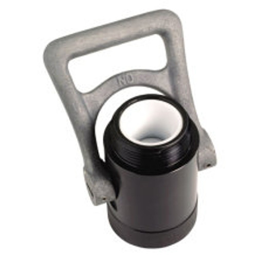 1.5 FNH x 1.5 MNH Ball Shut Off with Female Swivel Base Aluminum
