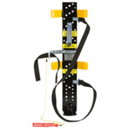 Ziamatic Assembled Lock and Lock Bracket Strap Assembly ULLH