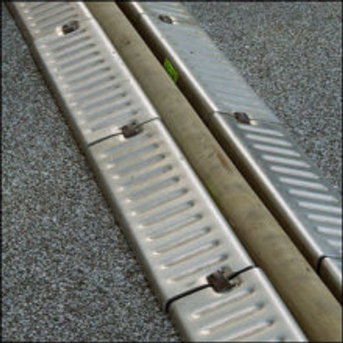 Mentor Hose Ramp Aluminum two foot section