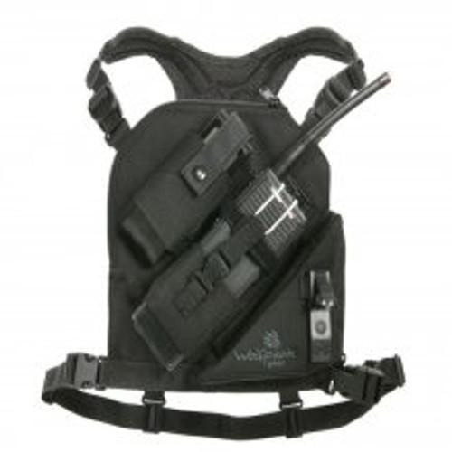 Wolfpack Gear Phantom jr. Radio Chest Harness