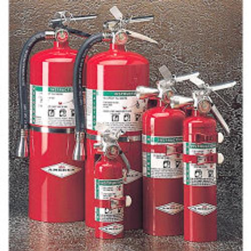 Amerex Halotron Extinguisher