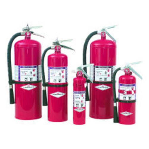 Amerex Purple K Dry Chemical Extinguisher