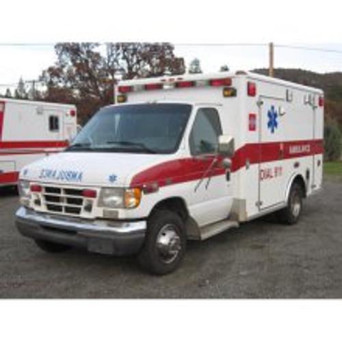 2002 Wheeled Coach Amubulance