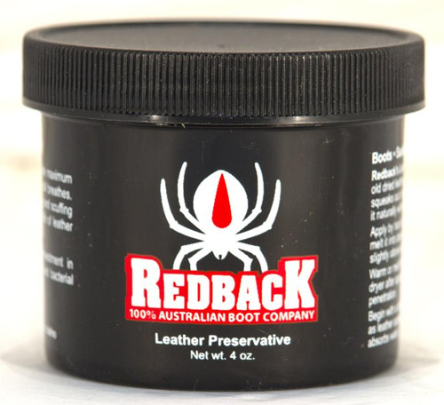 Redback Beeswax Leather Preserve