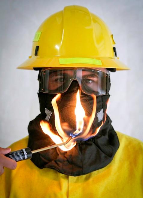 Hot Shield Wlidland Firefighter Face Mask HS-2