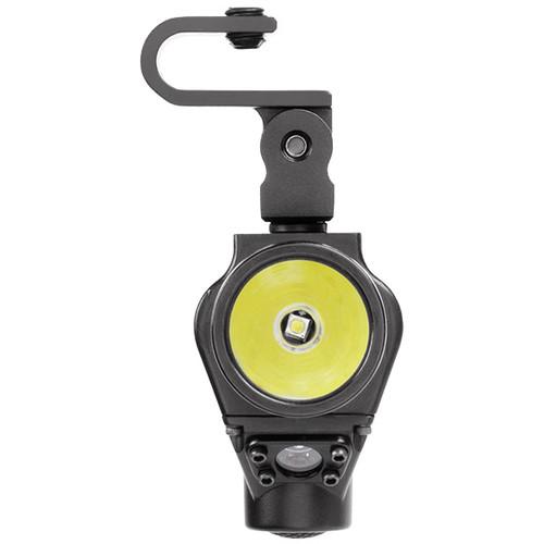 NightStick  Helmet Mounted Multi-Function LED Dual Light Flashlight