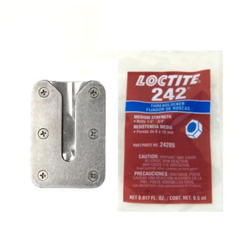 Fire innovations swivel axe/tool clip female