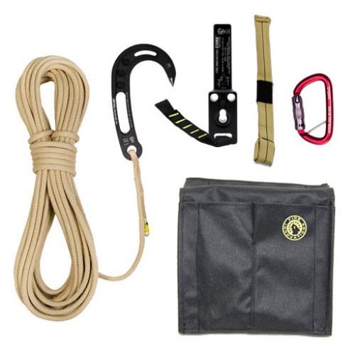 Fire Innovations PB50 Pocket NFPA System FireTech2 rope 50' talon core