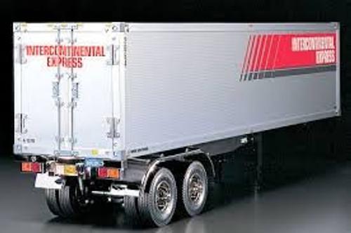 Tamiya #56302 - 1/14 R/C Semi-Trailer for Tractor Truck