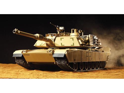 Tamiya #56041 - 1/16 U.S. Main Battle Tank M1A2 Abrams Full-Option Kit  [56041]