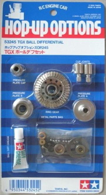 Tamiya #53245 - Tamiya TGX Ball Differential