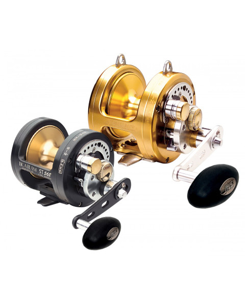 Tica TicaTeam ST358R Boat and Trolling Reel - FREE Shipping