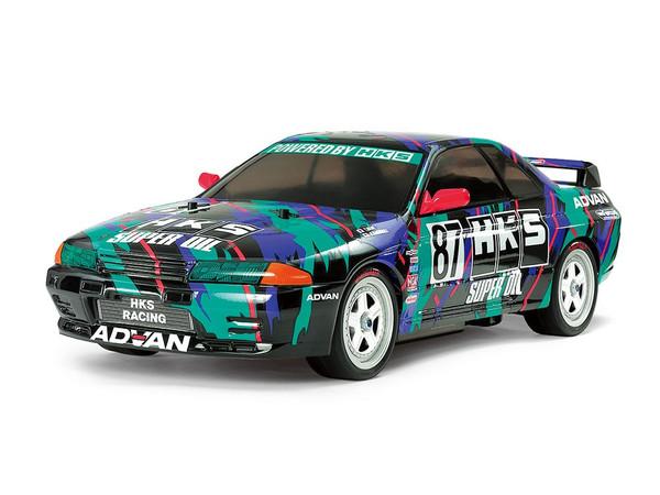 copy of Tamiya 47397 - 1/10 HKS Nissan Skyline GT-R Gr.A (TT-01 Type-E)