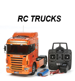 Tamiya RC Trucks