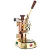 La Pavoni Europiccola Professional Copper and Gold Lever Espresso Machine