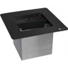 Coffee Waste Knock Box - Built In - 245x245x152mm - Hole 150x150mm
