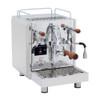 BEZZERA DUO e61 Double Boiler PID 0.45/1.0 L Rotary Pump Espresso Coffee Machine - EUREKA MIGNON SPECIALITA Chrome Doser-less Coffee Grinder Combo - With Free Extras