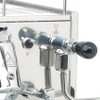 Bezzera Magica e61 Espresso Coffee Machine - Eureka Mignon Specialita Chrome Doser-less Coffee Grinder Combo