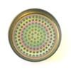Precision shower screen NANOTEC 58 mm - IMS E&B Lab E61200RNT - OD60 mm 200 µm 127x2.4 mm holes