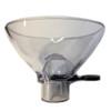 Coffee Grinder Bean Hopper 300g - 162x115 mm - K3 - COMPAK