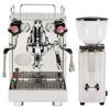 ECM MECHANIKA V SLIM e61 2.2L Espresso Coffee Machine - ECM C-MANUAL Coffee Grinder - Combo