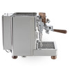 Lelit PL162T Bianca e61 Double Boiler PID 0.8/1.5 L Rotary Pump Espresso Coffee Machine - Eureka Mignon Specialita Chrome Coffee Grinder Combo