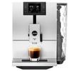 JURA ENA 8 Automatic Espresso Coffee Machine - Nordic White