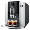 JURA E6 Automatic Espresso Coffee Machine - Platinum