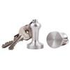 Coffee Tamper Keychain - ALUMINIUM - 29x49mm