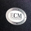 ECM SYNCHRONIKA e61 Double Boiler PID 0.75/2L Espresso Coffee Machine - V2 - MATTE BLACK ANTHRACITE