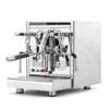 ECM TECHNIKA V e61 PID 2.1L Espresso Coffee Machine - ECM TITAN Doser-less Coffee Grinder - Package