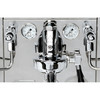 ECM TECHNIKA V e61 PID 2.1L Espresso Coffee Machine - ECM S-Automatic 64mm Doser-less Coffee Grinder - Package