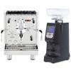 BEZZERA MITICA e61 PID 2L Espresso Coffee Machine - V2 - EUREKA ATOM Coffee Grinder - BLACK - Package - With Accessories