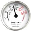 ASCASO DREAM V3 Espresso Coffee Machine - Gloss Red