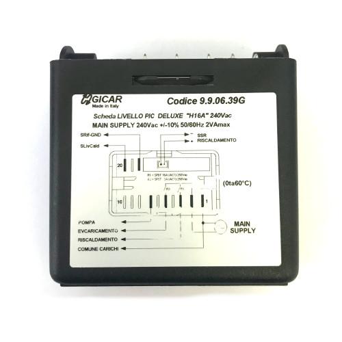 Control Box - Water Level Auto-fill Regulator - 230Vac - PIC Deluxe - 9.9.06.39G