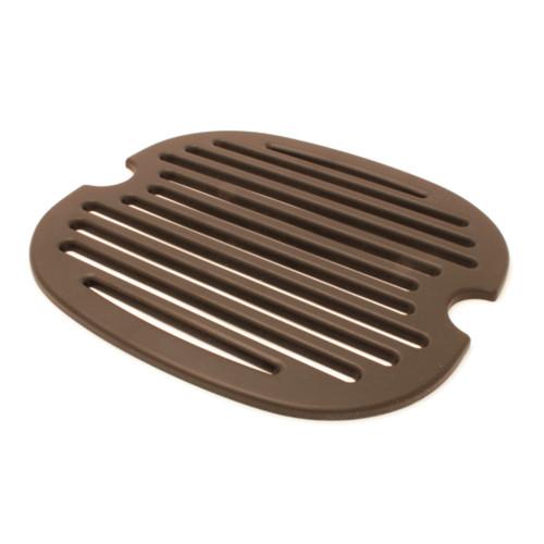 Plastic grill for drip tray - BLACK - EUROPICCOLA - PAVONI 371103