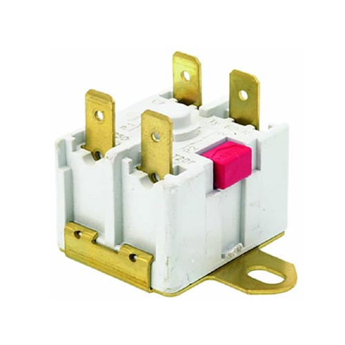 Thermostat 130 deg C Safety Reset Contact 16A 250V