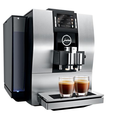 JURA Z6 Automatic Espresso Coffee Machine - Silver