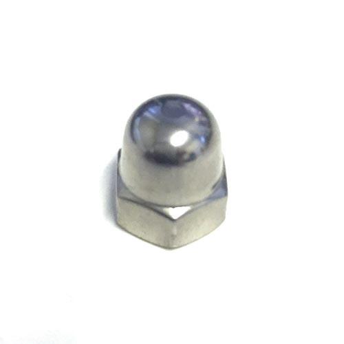 Blind Hexagonal Nut M6 SS