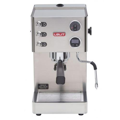 LELIT PL81T Grace Single Boiler PID Espresso Coffee Machine
