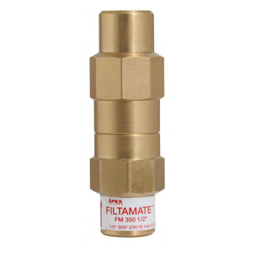 "FILTAMATE 350kPa Pressure Limiting Valve - 1/2"" BSP in/out - FM 350 1/2"