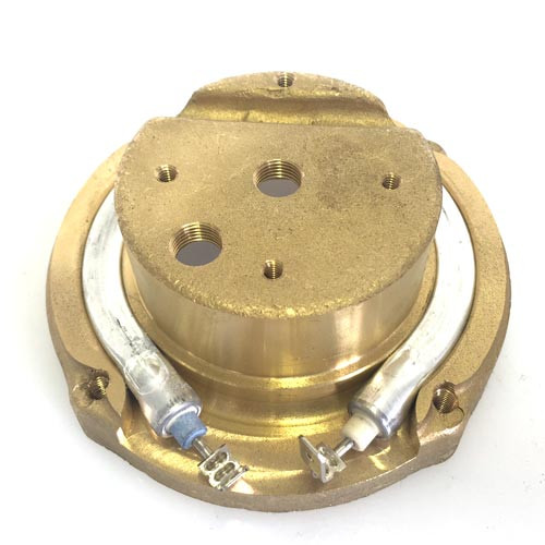 Dream Brass Boiler Top + Element - with OPV valve fitting - 230V